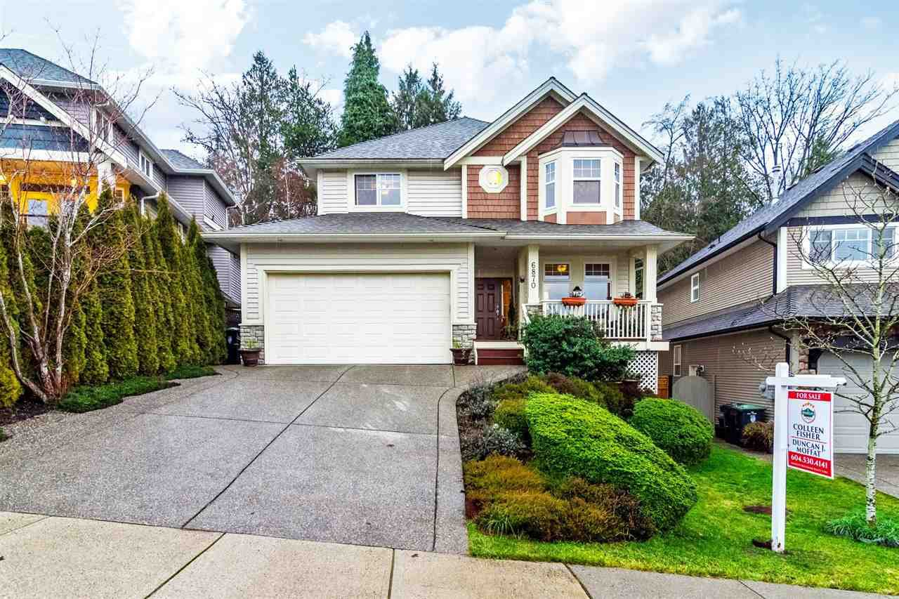 Main Photo: 6870 199A Street in Langley: Willoughby Heights House for sale : MLS®# R2231673