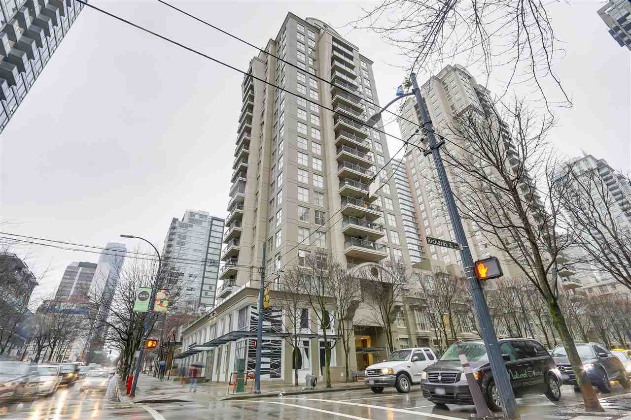 "Main Photo: 403 989 RICHARDS Street in Vancouver: Downtown VW Condo for sale in ""THE MONDRIAN"" (Vancouver West)  : MLS®# R2236828"