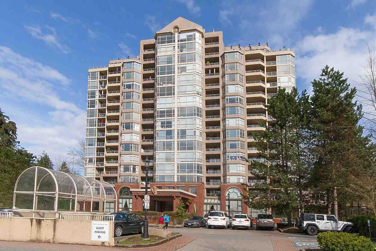 "Main Photo: 1005 1327 E KEITH Road in North Vancouver: Lynnmour Condo for sale in ""CARLTON AT THE CLUB"" : MLS®# R2256345"