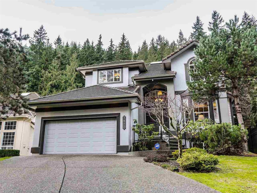 Main Photo: 1820 CAMELBACK COURT in Coquitlam: Westwood Plateau House for sale : MLS®# R2029883