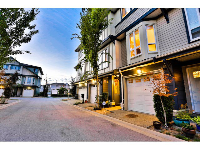 Main Photo: 25 160 PEMBINA STREET in : Queensborough Townhouse for sale : MLS®# R2004341