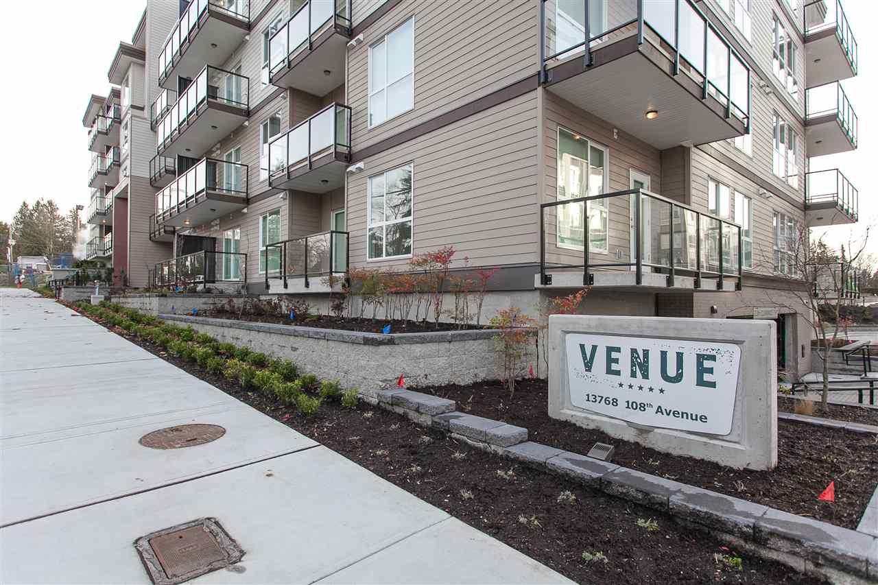 """Main Photo: 107 13768 108TH Avenue in Surrey: Whalley Condo for sale in """"Venue"""" (North Surrey)  : MLS®# R2335143"""