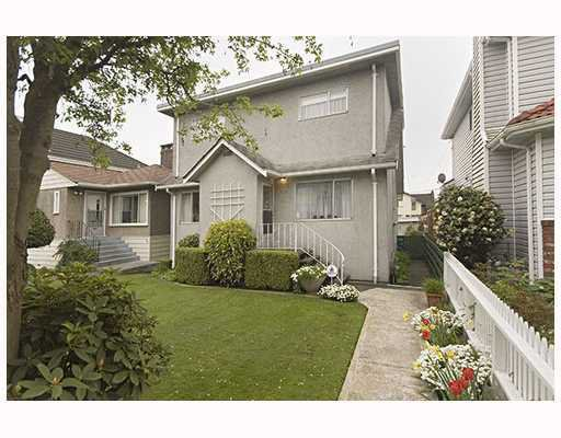 Main Photo: 726 W. 62nd Ave in Vancouver: Marpole Home for sale ()  : MLS®# V707318