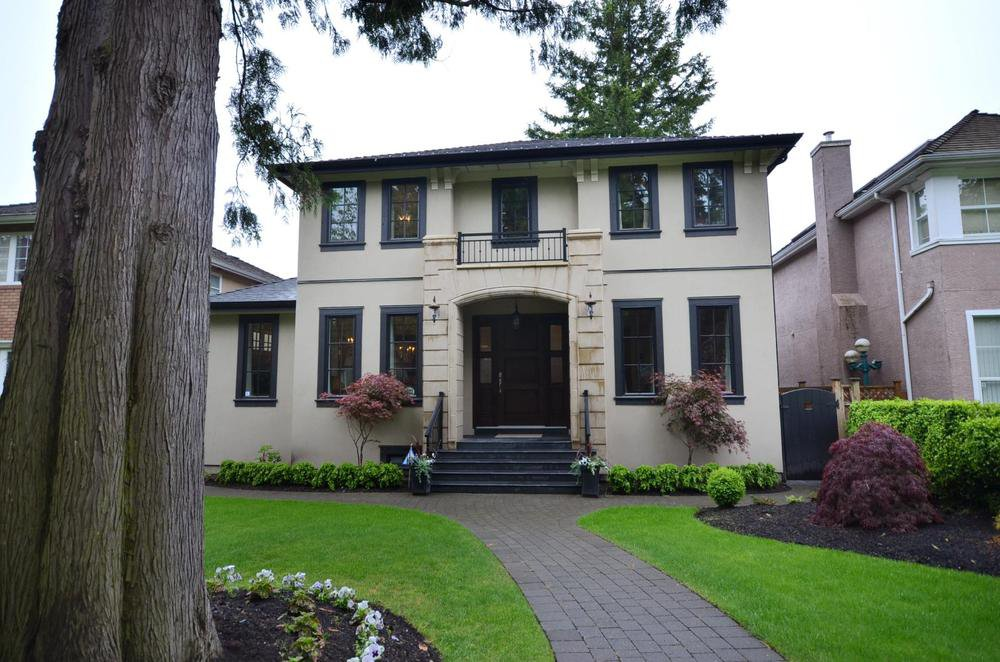 Main Photo: 1622 West 62nd Ave in Vancouver: South Granville Home for sale ()  : MLS®# V985409