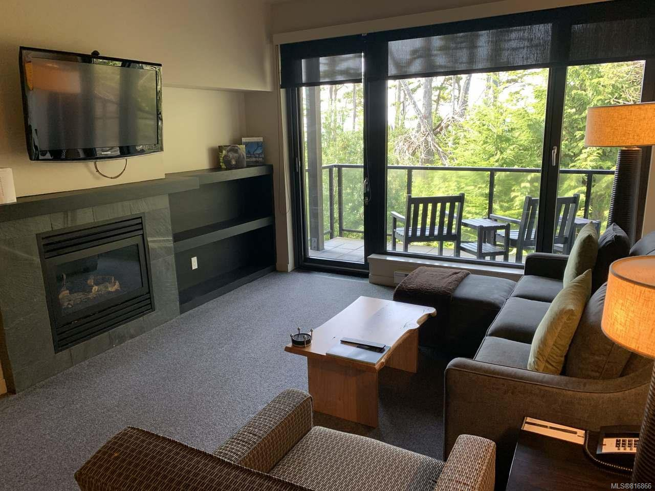 Main Photo: 320 596 Marine Dr in UCLUELET: PA Ucluelet Condo for sale (Port Alberni)  : MLS®# 816866