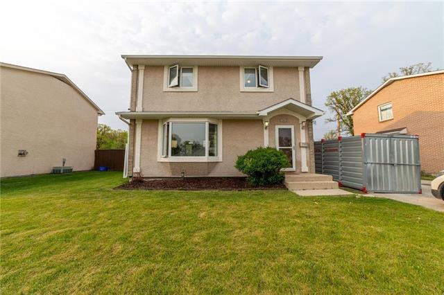 Main Photo: 155 Braintree Crescent in Winnipeg: Jameswood Residential for sale (5F)  : MLS®# 1914241