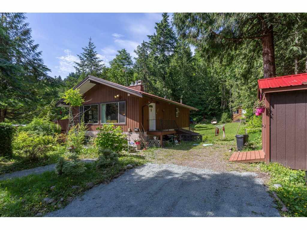 Photo 1: Photos: 50855 WINONA Road in Sardis - Chwk River Valley: Chilliwack River Valley House for sale (Sardis)  : MLS®# R2378591
