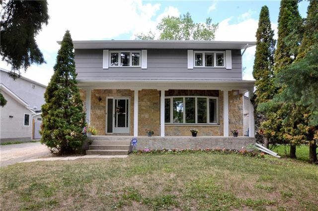 Main Photo: 736 Vimy Road in Winnipeg: Crestview Residential for sale (5H)  : MLS®# 1917934
