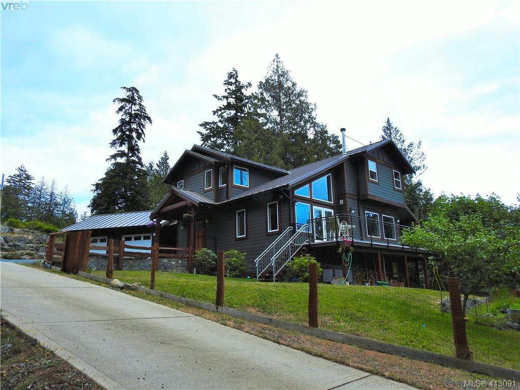 Main Photo: 2555 Eaglecrest Drive in SOOKE: Sk Otter Point Single Family Detached for sale (Sooke)  : MLS®# 413091