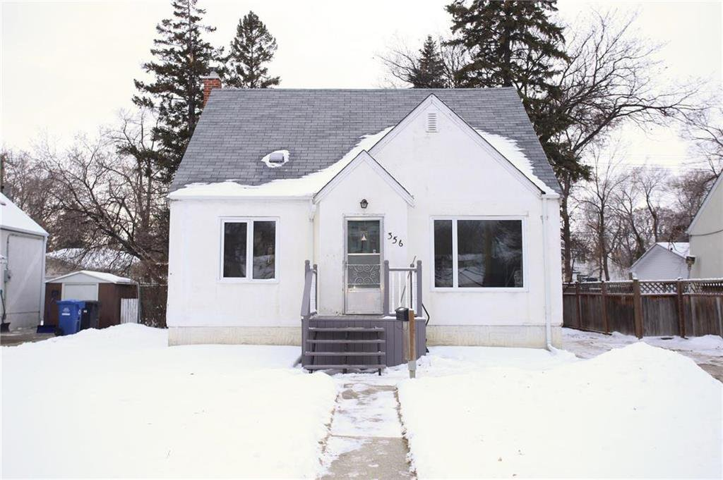 Main Photo: 356 Conway Street in Winnipeg: Deer Lodge Residential for sale (5E)  : MLS®# 202000305