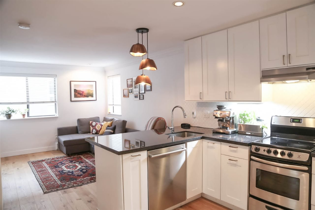 Main Photo: 204 - 853 E. 7th Ave in Vancouver: Mount Pleasant VE Condo for sale (Vancouver East)  : MLS®# R2520517