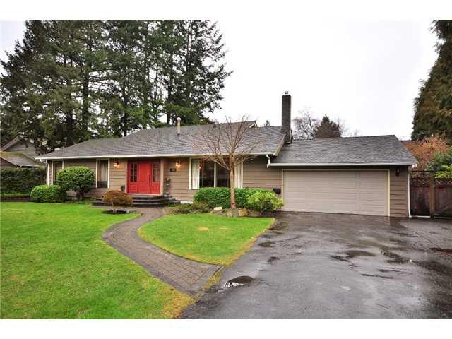 Main Photo: 865 51A Street in Tsawwassen: Tsawwassen Central House for sale : MLS®# V869757