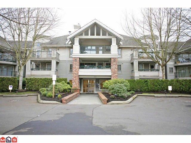"Main Photo: 214 22025 48TH Avenue in Langley: Murrayville Condo for sale in ""AUTUMN RIDGE"" : MLS®# F1129183"