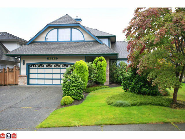 Main Photo: 8456 214 Street in Langley: House for sale : MLS®# F1123848