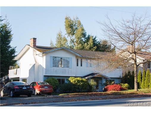 Main Photo: 3994 Gordon Head Rd in VICTORIA: SE Lambrick Park House for sale (Saanich East)  : MLS®# 655305