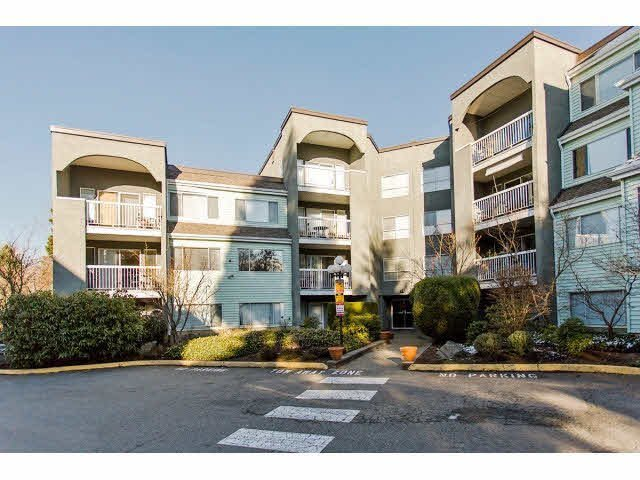 "Main Photo: 214 5700 200TH Street in Langley: Langley City Condo for sale in ""LANGLEY VILLAGE"" : MLS®# F1430244"