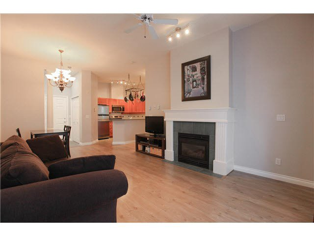 "Main Photo: 406 131 W 3RD Street in North Vancouver: Lower Lonsdale Condo for sale in ""Seascape Landing"" : MLS®# V1135571"