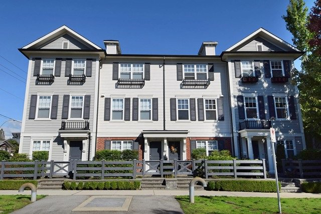 Photo 1: Photos: 3 2495 DAVIES Avenue in PORT COQ: Central Pt Coquitlam Townhouse for sale (Port Coquitlam)  : MLS®# R2004278