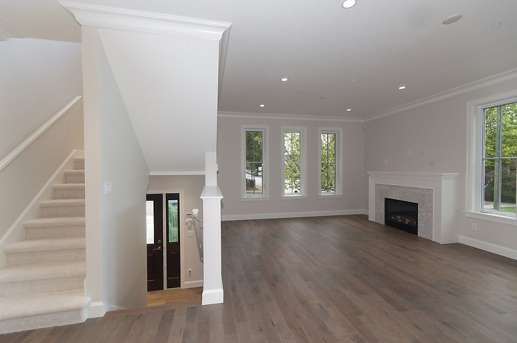 Photo 3: Photos: 3208 YUKON Street in Vancouver: Cambie House 1/2 Duplex for sale (Vancouver West)  : MLS®# R2012050