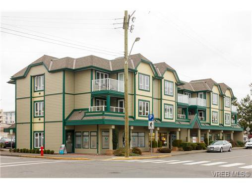 Main Photo: 204 2510 Bevan Avenue in SIDNEY: Si Sidney South-East Condo Apartment for sale (Sidney)  : MLS®# 358213