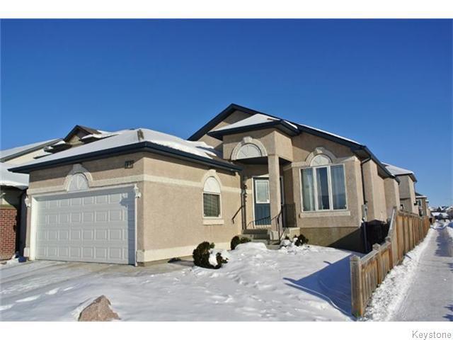 Main Photo: 187 Eastcote Drive in WINNIPEG: St Vital Residential for sale (South East Winnipeg)  : MLS®# 1601321