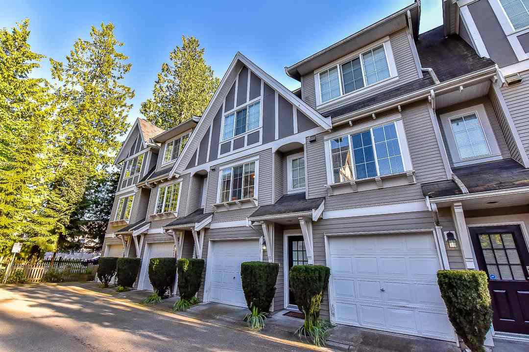 "Main Photo: 57 12778 66 Avenue in Surrey: West Newton Townhouse for sale in ""West Newton"" : MLS®# R2061926"