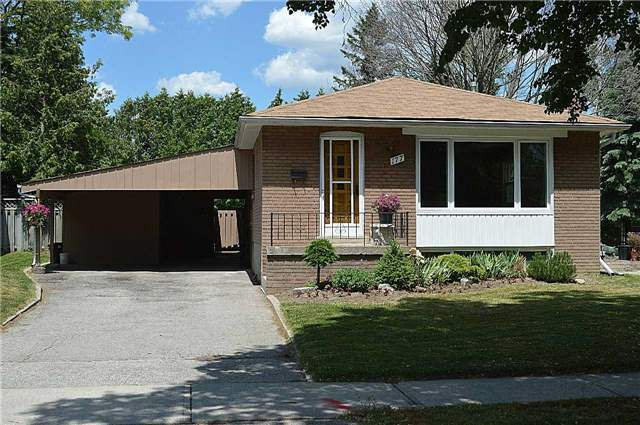 Main Photo: 177 Toynbee Trail in Toronto: Guildwood House (Bungalow) for sale (Toronto E08)  : MLS®# E3537918
