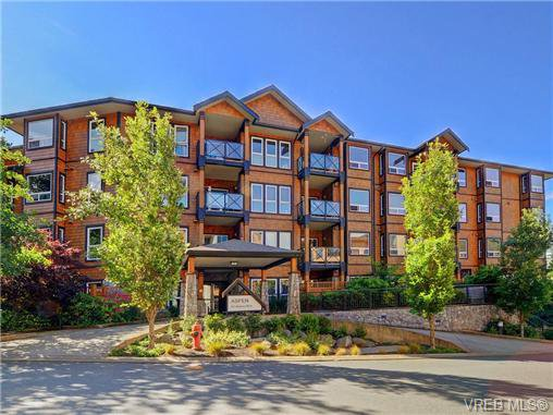 Main Photo: 308 101 Nursery Hill Dr in VICTORIA: VR Six Mile Condo Apartment for sale (View Royal)  : MLS®# 740014