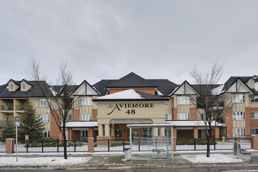 Main Photo: 2134 48 Inverness Gate SE in Aviemore: Condo for sale : MLS®# C3644260