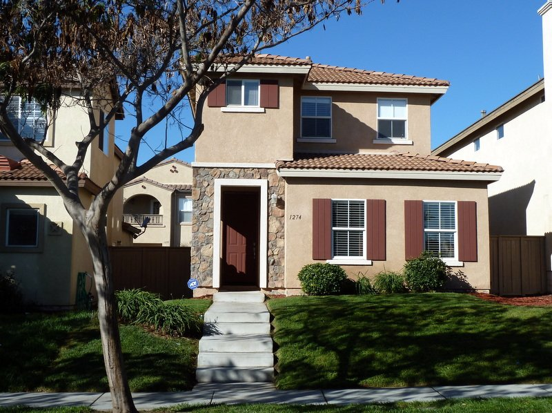 Main Photo: CHULA VISTA House for sale : 3 bedrooms : 1274 Jamestown Drive