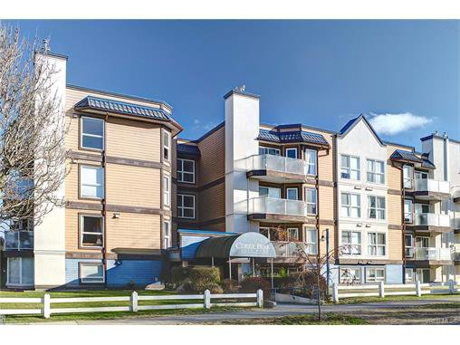 Main Photo: 307 2529 Wark St in VICTORIA: Vi Hillside Condo for sale (Victoria)  : MLS®# 749000