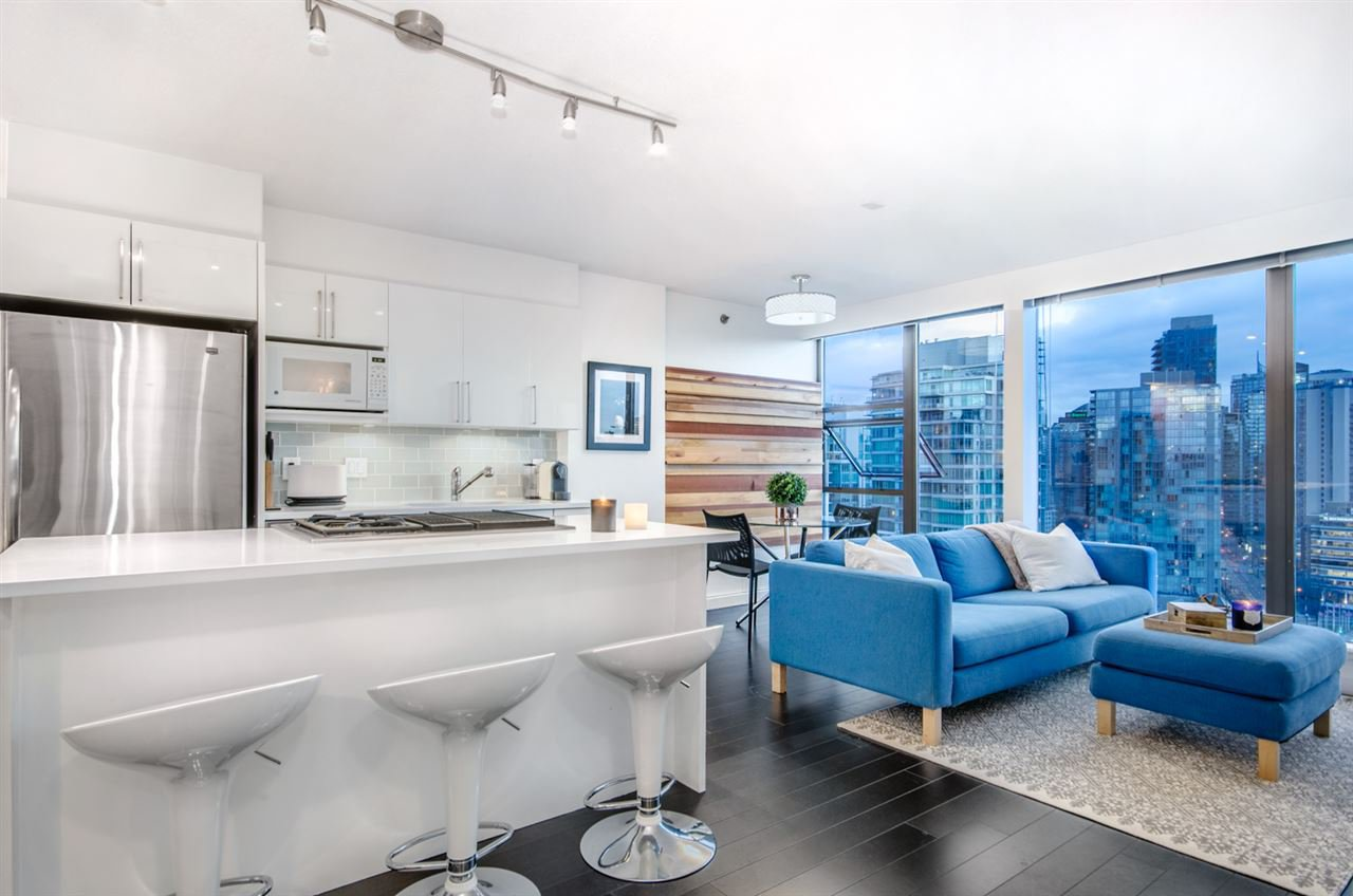 "Main Photo: 2208 1723 ALBERNI Street in Vancouver: West End VW Condo for sale in ""THE PARK"" (Vancouver West)  : MLS®# R2139408"