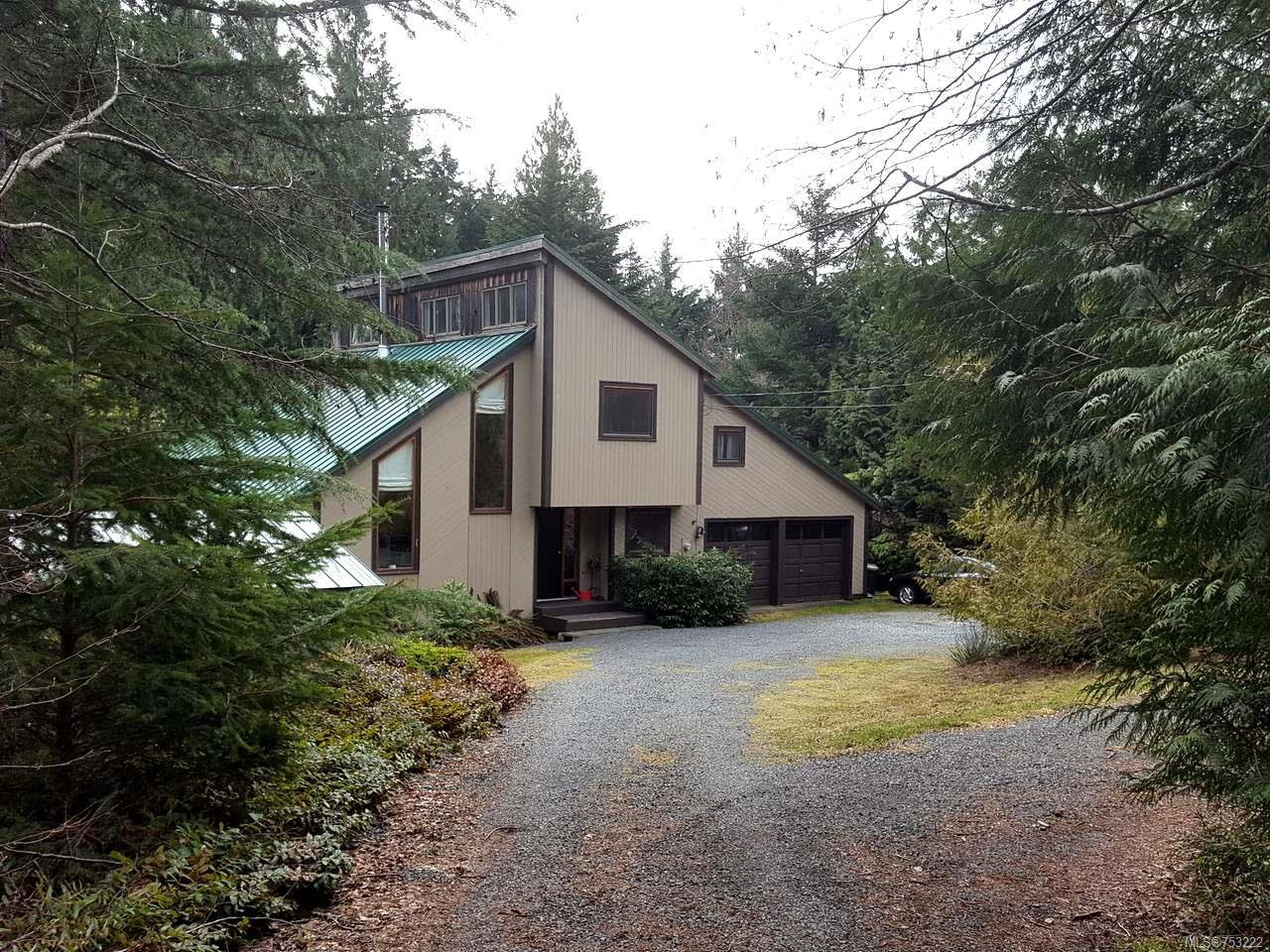 Main Photo: 2420 Nanoose Rd in NANOOSE BAY: PQ Nanoose House for sale (Parksville/Qualicum)  : MLS®# 753222