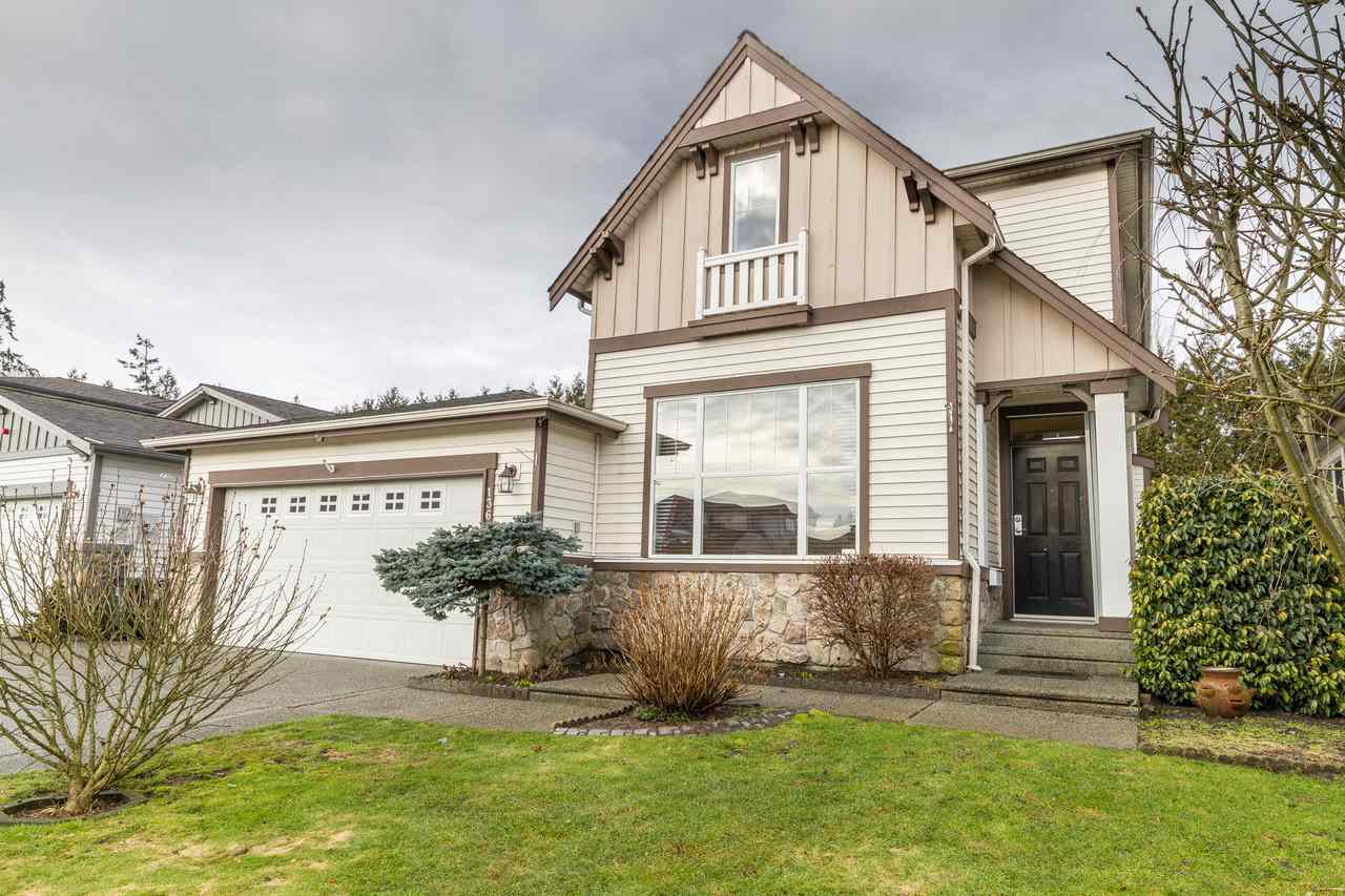 "Main Photo: 136 19639 MEADOW GARDENS Way in Pitt Meadows: North Meadows PI House for sale in ""DORADO"" : MLS®# R2150298"
