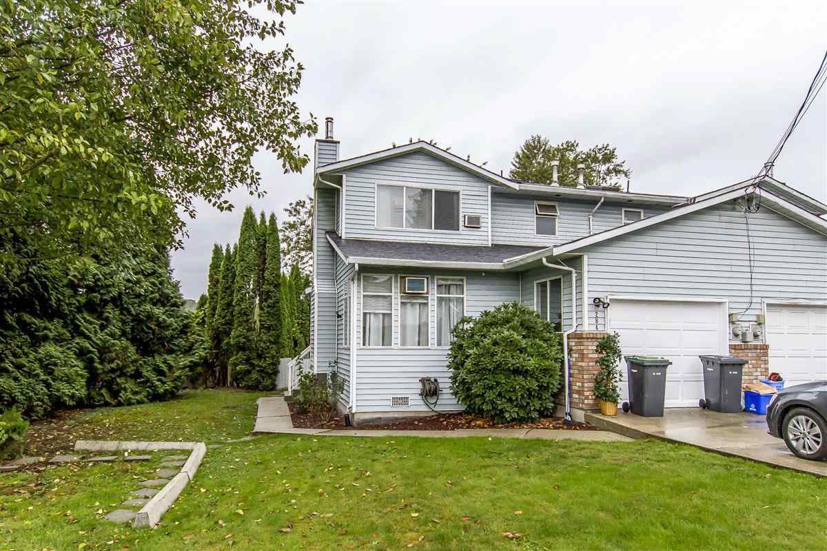 Main Photo: 284 TENBY Street in Coquitlam: Coquitlam West 1/2 Duplex for sale : MLS®# R2214023