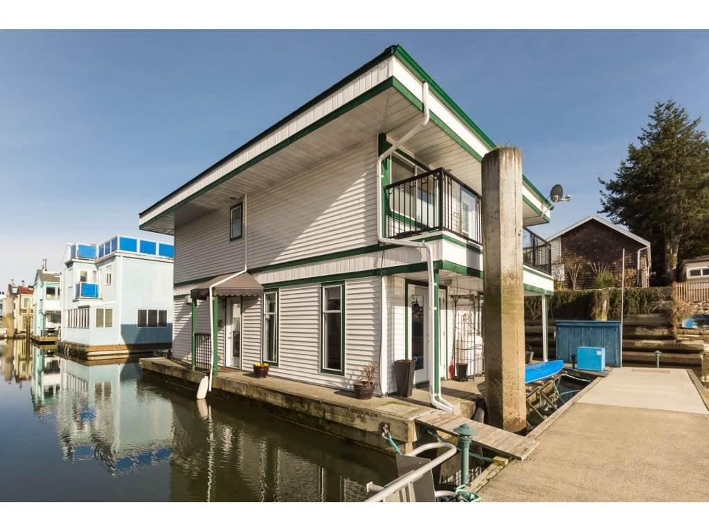 "Main Photo: 3 3459 W RIVER Road in Delta: Ladner Rural House for sale in ""CANOE PASS"" (Ladner)  : MLS®# R2241195"