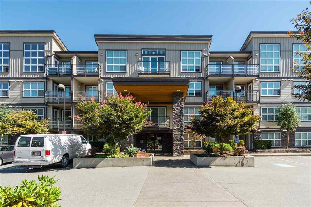 """Main Photo: 418 30525 CARDINAL Avenue in Abbotsford: Abbotsford West Condo for sale in """"Tamarind"""" : MLS®# R2240820"""