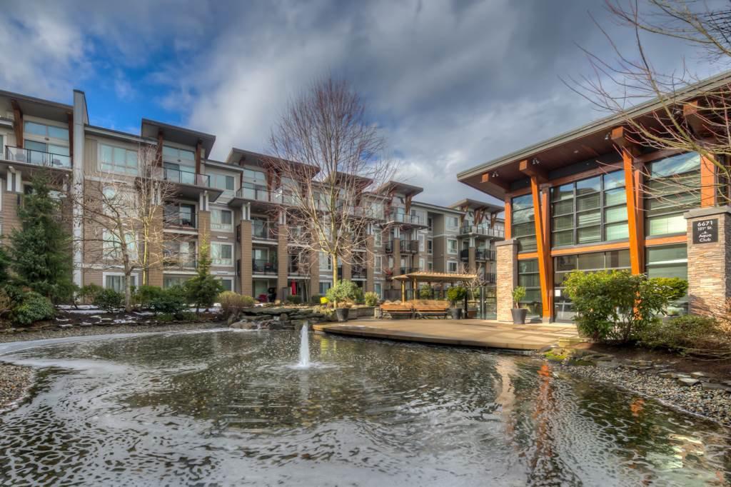 "Main Photo: 233 6628 120 Street in Surrey: West Newton Condo for sale in ""Salus"" : MLS®# R2243858"