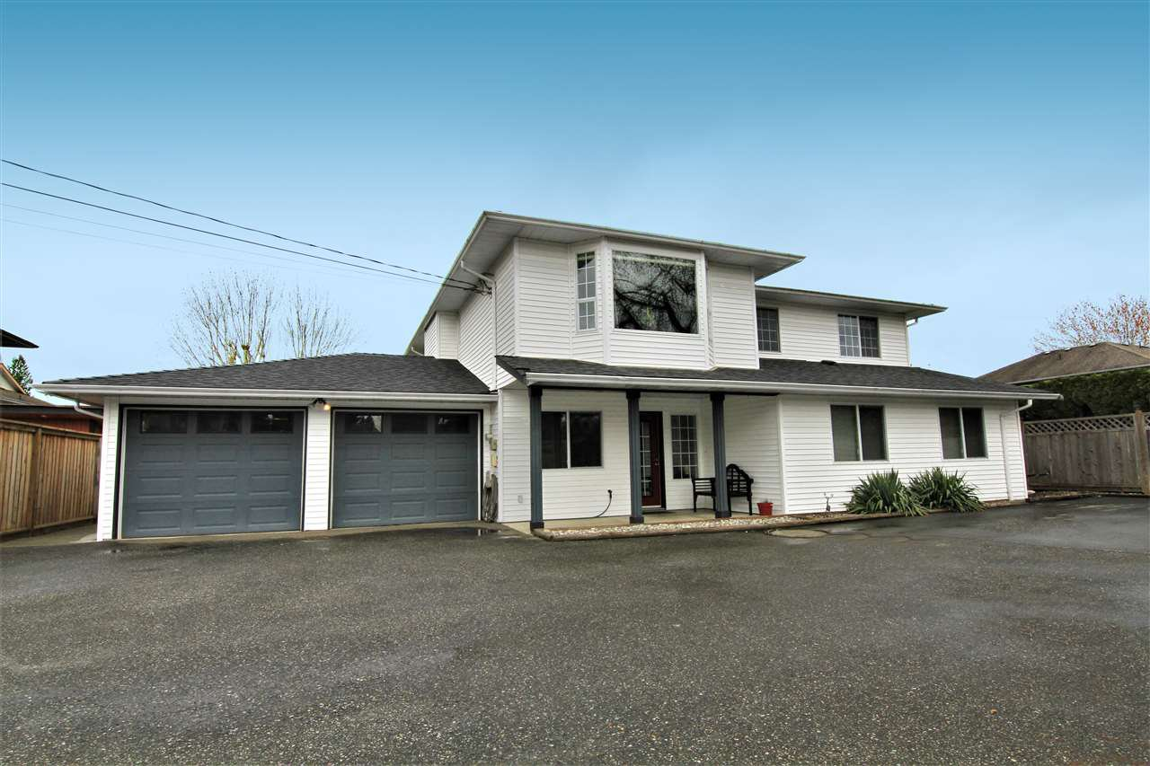 "Main Photo: 12236 MCMYN Avenue in Pitt Meadows: Mid Meadows House for sale in ""SOMMERSET"" : MLS®# R2253443"