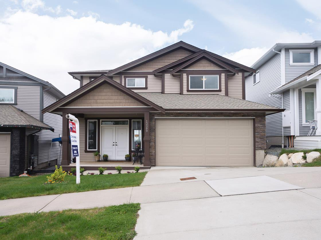 """Main Photo: 13309 235A Street in Maple Ridge: Silver Valley House for sale in """"LARCH AVENUE HEIGHTS"""" : MLS®# R2257638"""