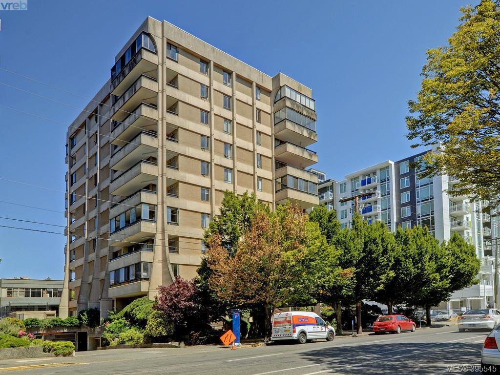 Main Photo: 501 1034 Johnson St in VICTORIA: Vi Downtown Condo Apartment for sale (Victoria)  : MLS®# 793069
