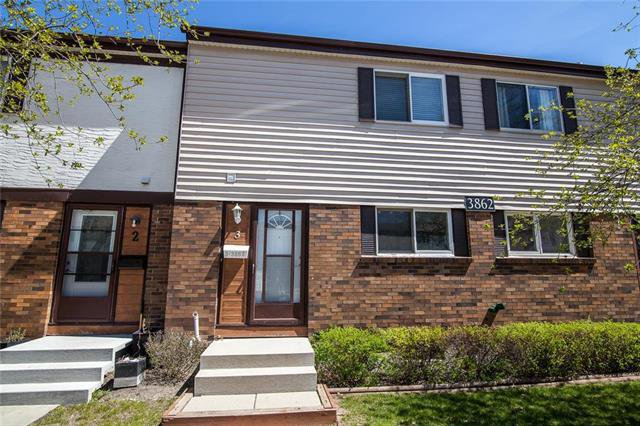 Main Photo: 3 3862 Ness Avenue in Winnipeg: Crestview Condominium for sale (5H)  : MLS®# 1912504