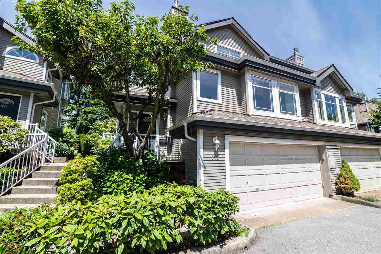 "Main Photo: 873 ROCHE POINT Drive in North Vancouver: Roche Point Townhouse for sale in ""SALISH ESTATES"" : MLS®# R2377508"