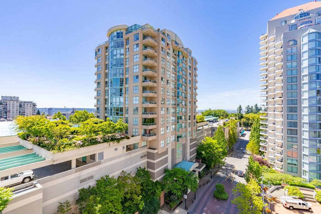 """Photo 10: Photos: 904 719 PRINCESS Street in New Westminster: Uptown NW Condo for sale in """"Stirling Place"""" : MLS®# R2380335"""