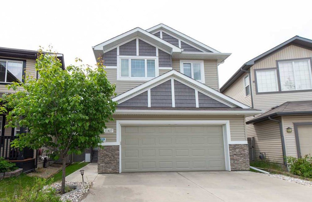 Main Photo: 11427 15 Avenue in Edmonton: Zone 55 House for sale : MLS®# E4165083