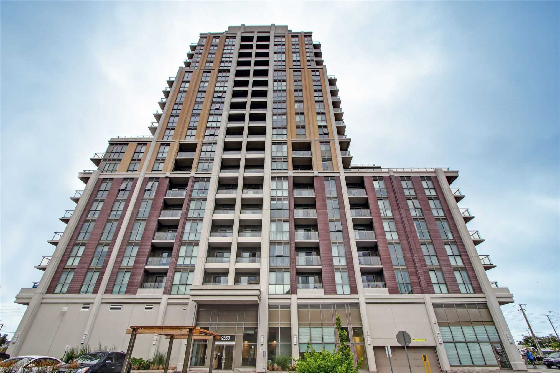 Main Photo: 602 9560 Markham Road in Markham: Wismer Condo for sale : MLS®# N4563379
