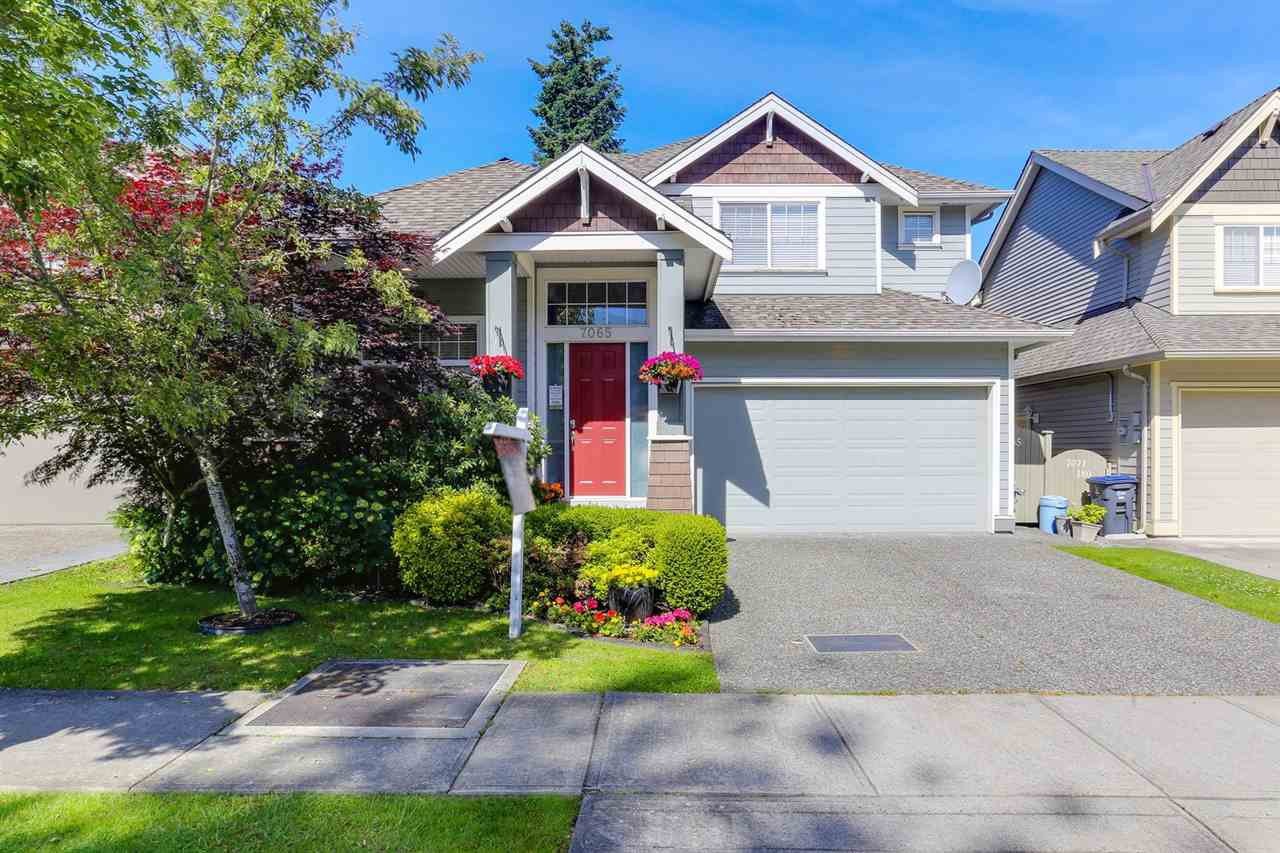 Main Photo: 7065 180 STREET in Surrey: Cloverdale BC House for sale (Cloverdale)  : MLS®# R2381267