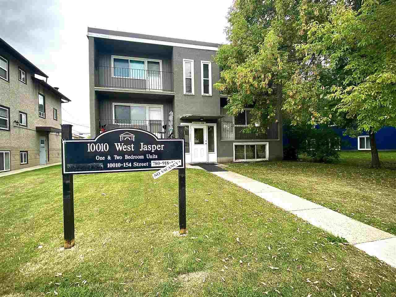 Main Photo: 10010 154 Street in Edmonton: Zone 22 Multi-Family Commercial for sale : MLS®# E4214457