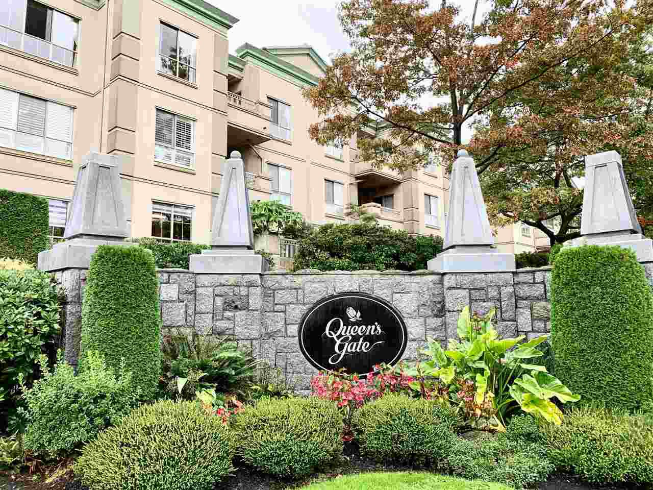 "Main Photo: 311 8560 GENERAL CURRIE Road in Richmond: Brighouse South Condo for sale in ""Queen's Gate"" : MLS®# R2511256"