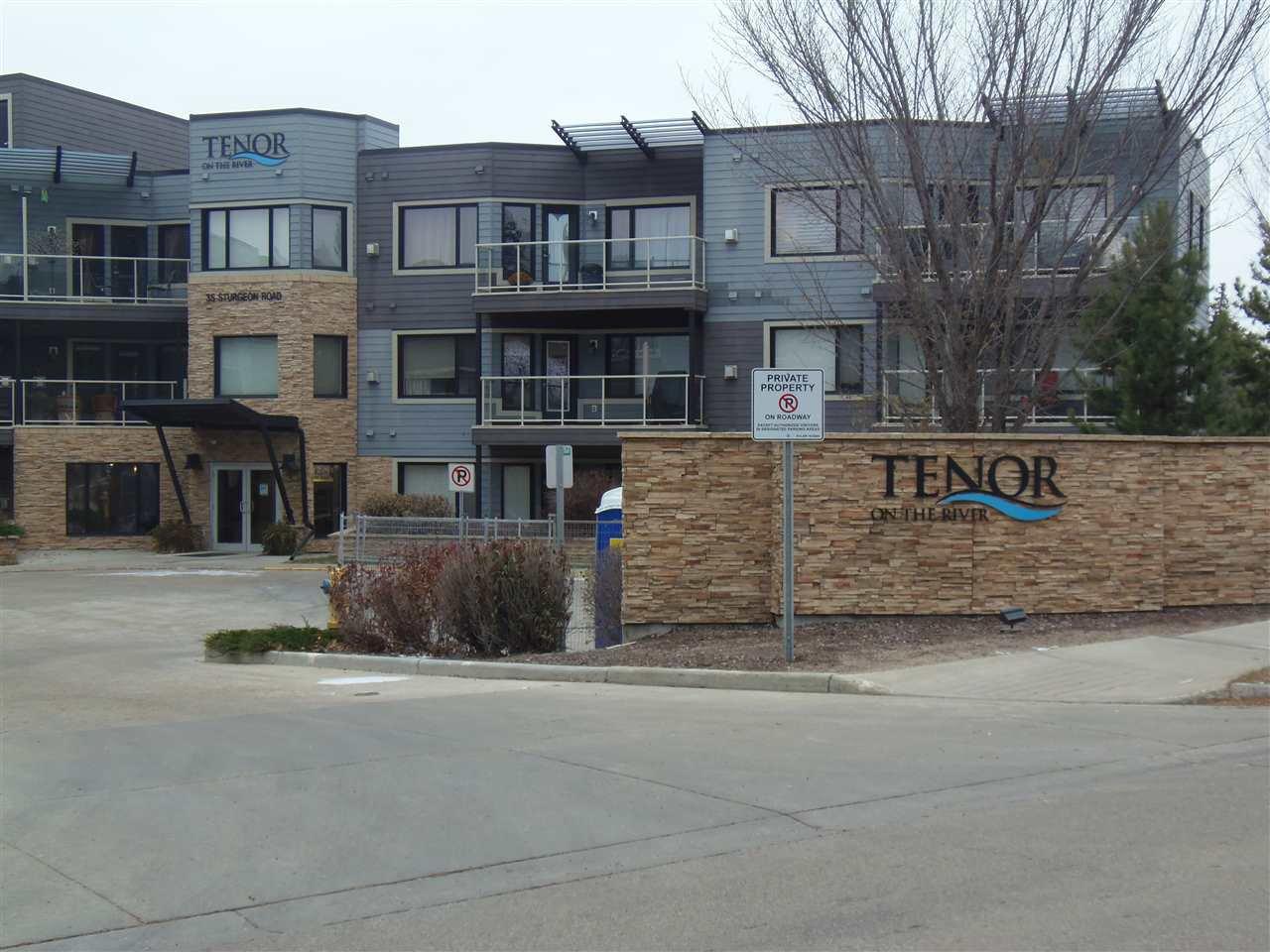 Main Photo: 301 35 STURGEON Road: St. Albert Condo for sale : MLS®# E4219108
